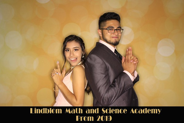 "Lindblom Math & Science Academy ""Prom 2019"""