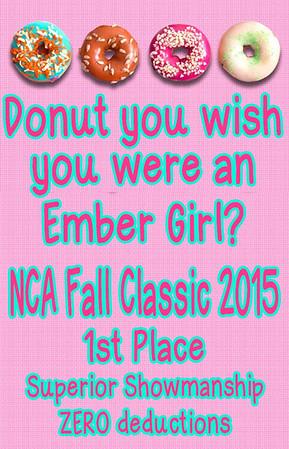 Ember NCA Fall Classic 2015