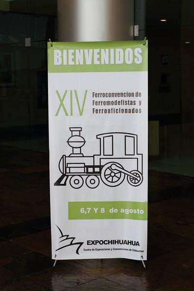 XIV Ferroconvención de Ferromodelistas y Ferroaficionados de Mexico