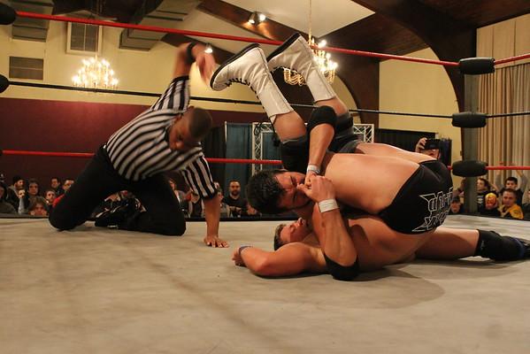 Lucky Pro Wrestling