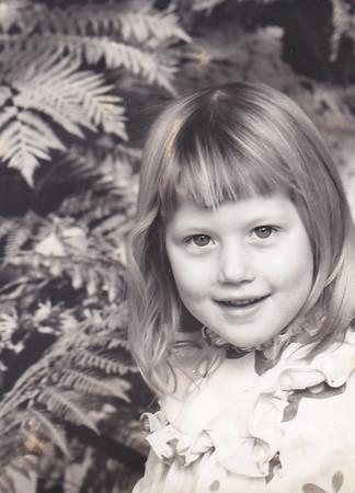 1970s Young Kyra