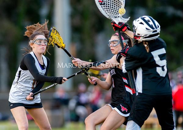 Broughton girls varsity lacrosse vs Middle Creek. February 28, 2020. D4S_0606