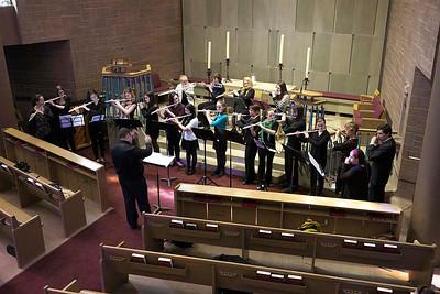 Chamber Music Ensemble, Sackville : Sunday 10 April 2016