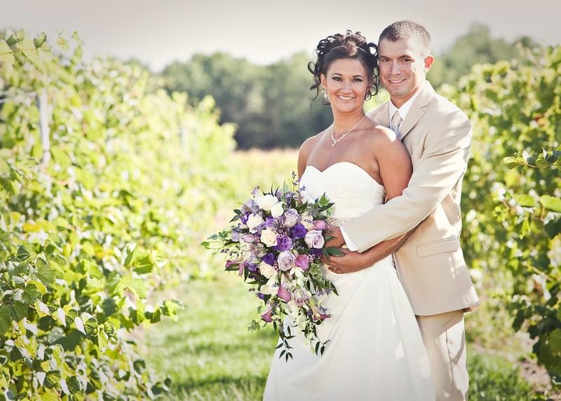 Dusty & Colleen Wedding