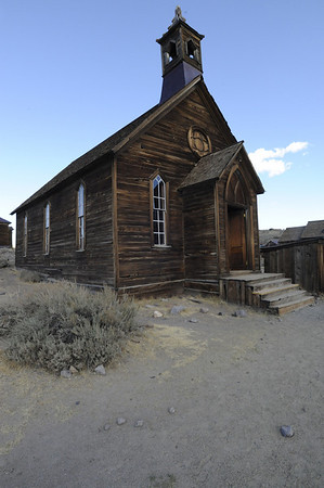 Bodie Gold Town 2010