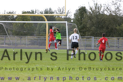 Hutch Boys Soccer vs Willmar