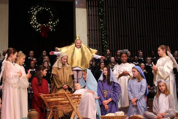 Middle School Christmas Program (12.9.16)