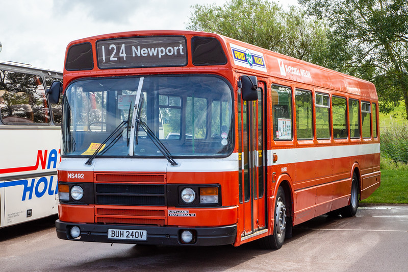 1980 Leyland National