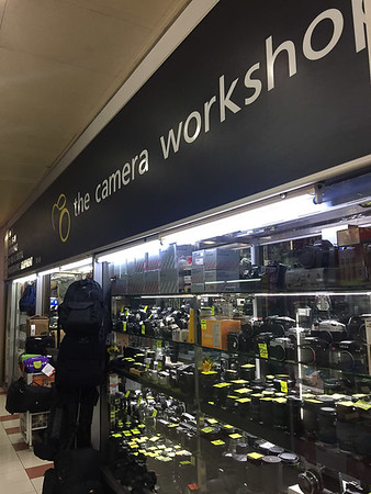 Camera Workshop Singapore