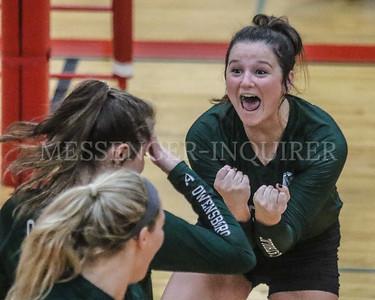 OCHS vs Meade County Volleyball - 10-28-19 - Messenger-Inquirer