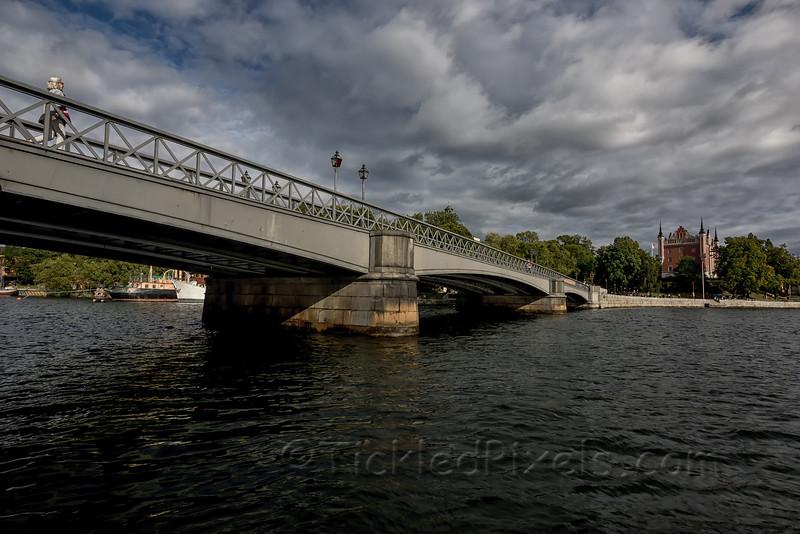 Skeppsholmsbron Bridge