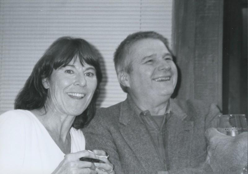 1996 - Gill Dennis & friend.jpeg