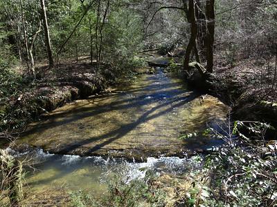 Hike to Corbin Creek