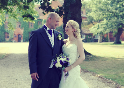 Clare&Michael, Woodhall Manor, Suffolk