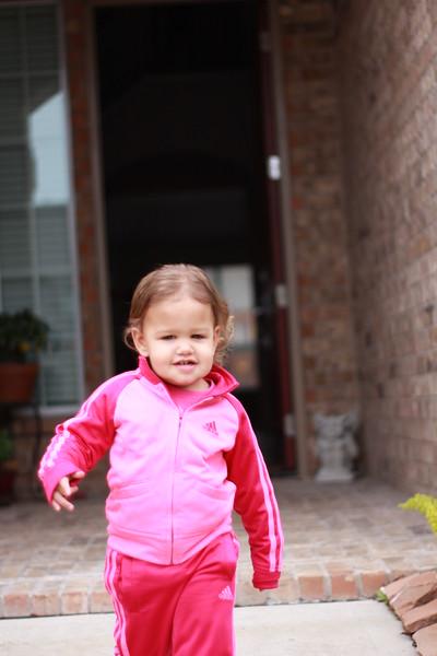 Chloe 21 Months