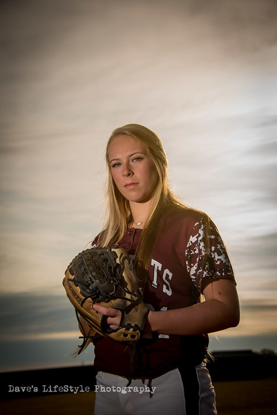 Bailey Bonner 2017 Coleman Senior