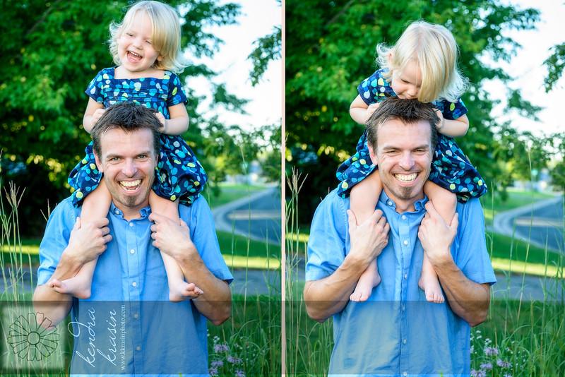Lucia & Dad