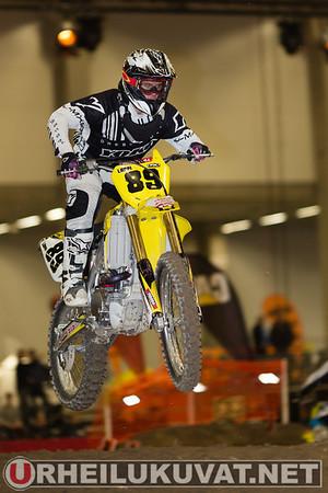2014.01 Supercross MP14 Harjoitukset