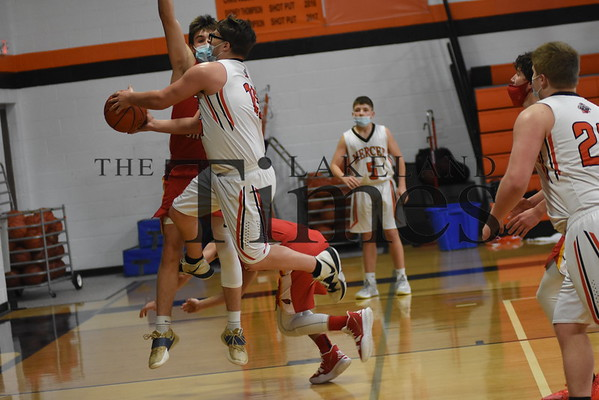 Mercer Boys' Basketball vs. South Shore February 2, 2021