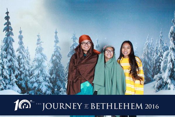 Journey to Bethlehem Photo Booth 2016