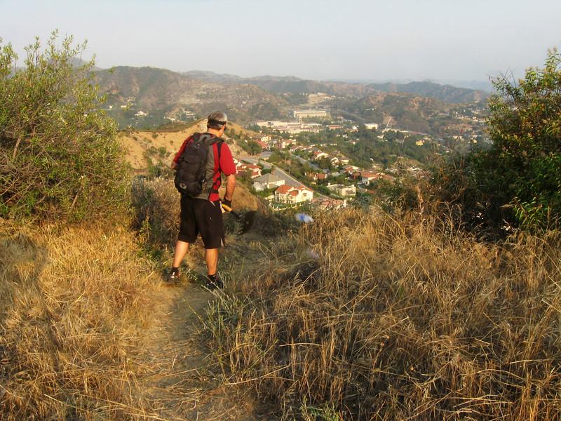 20080625011-Glendale Las Flores Trailwork.JPG
