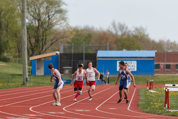 Track Meet April 24, 2012 Lyman