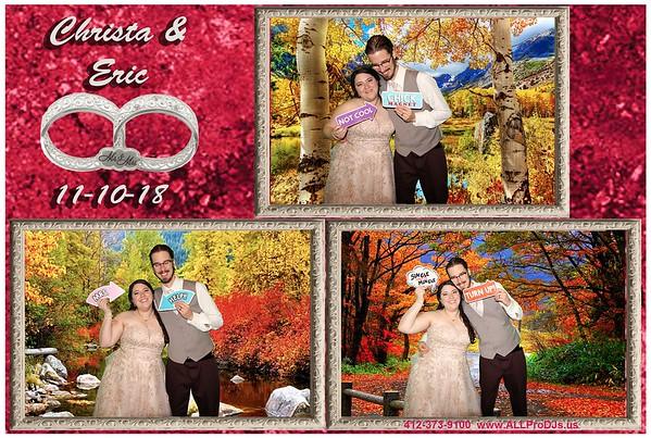 2018  11-10  Christa & Eric