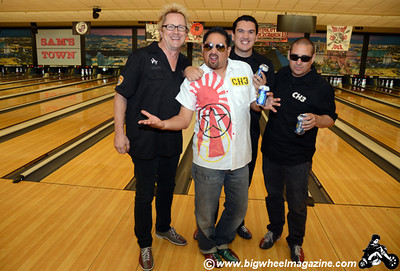 CH3 - Punk Rock Bowling 2012 Team Photos - Squad 2 - Sam's Town - Las Vegas, NV - May 26, 2012