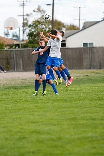 RCS Varsity Boys' Soccer 09.20.2013