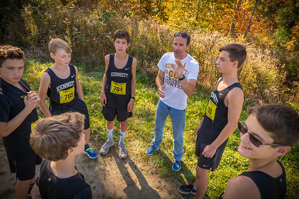 KMS at the 2017 NH Middle School Cross Country Championships