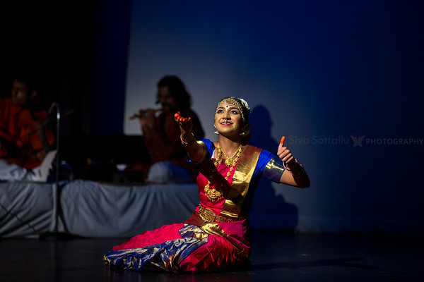 Shreya Vallimanalan Arangetram