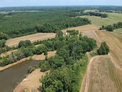 SOLD - 352 Acre Farm w/ Pond