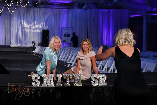 The Steve Smith Sr. Fashion Show.