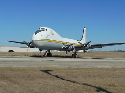 C-54 Carvair Skymaster N89FA