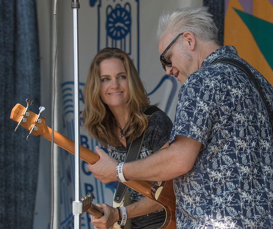 Ann Arbor Blues Festival 2017 - Hank Mowery & the Hawktones featuring Kate Moss