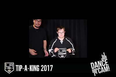 NHL Dance Cam 1-07-2017
