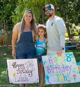 Lilah's Birthday 2020