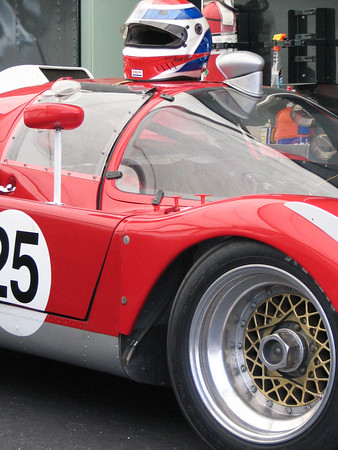 Ferrari Historic & Challenge Races at Moroso (Paddock photos)
