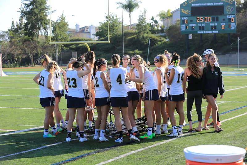 2015_03_31 Girls Lacrosse LCC 15 vs Santa Ana Mater Dei 11 0016.JPG