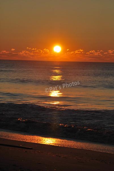 Sunrise and Sunsets