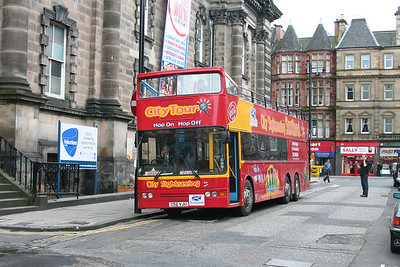 Open Top Buses