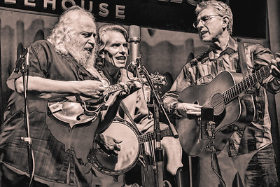 David Grisman Bluegrass Experience with Danny Barnes and Crying Uncle, Freight and Salvage January 7,2018