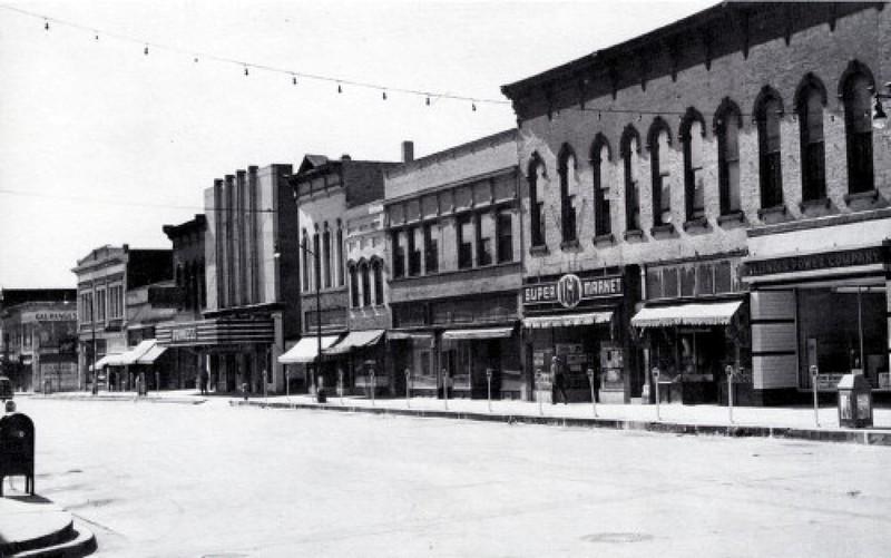 Urbana Downtown