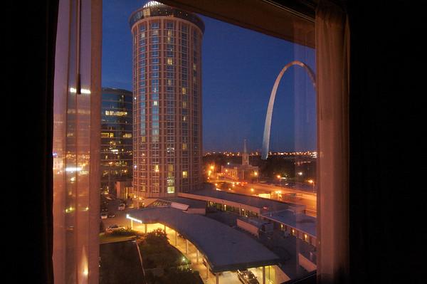 St. Louis October 2006