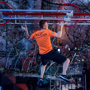 Michael Bougher American Ninja Warrior 2018 Indianapolis