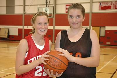 Girls 8th Grade Basketball - 2005-2006 - Hesperia