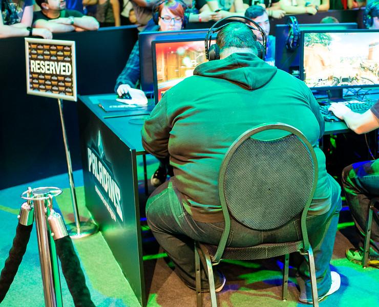 Paladins at Gamescom 2015