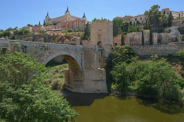 Madrid, Escorial, and Toledo