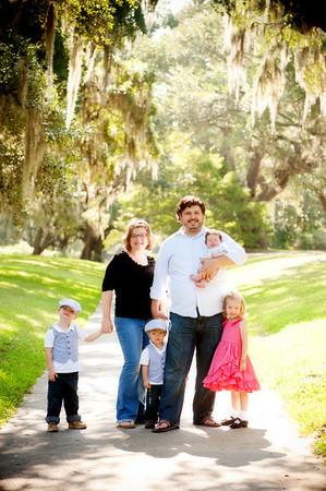 Cronin Family Sept 2013
