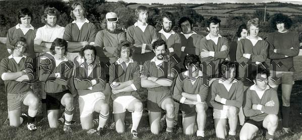 Derrynoose Gaelic Team